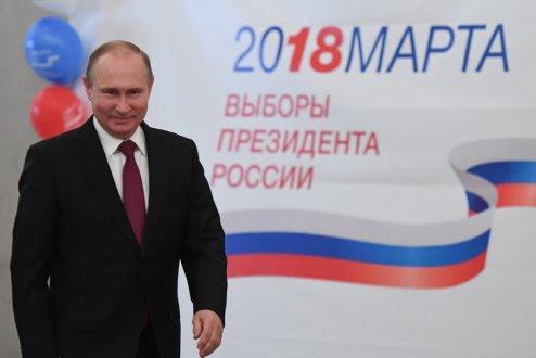 Photo EPA / Yuri Kadobnov