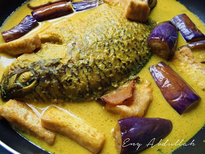 Kari Thai Ikan Tilapia