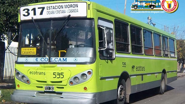 Una de las firmas, Ecotrans, que pertenecía al grupo Cirigliano
