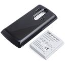 【送料無料】超大容量バッテリーパック AQUOS PHONE SH-12C(ブラック)★大容量3200mAh★専用カ...