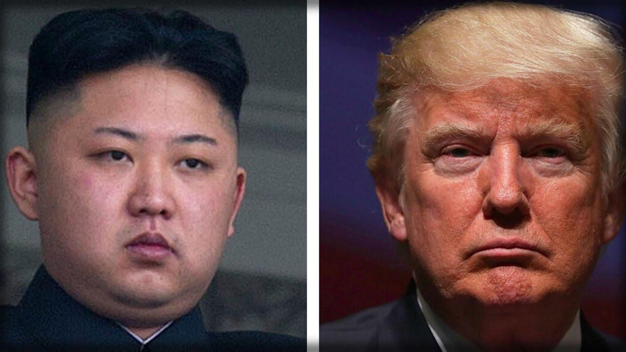 Trump, Kim Jong Un threaten to press nuclear button