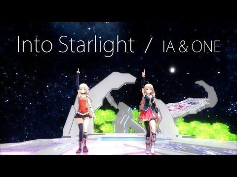 虛擬歌手IA和ONE