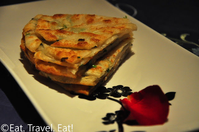 Scallion Pancakes- Peking Garden, Pacific Place