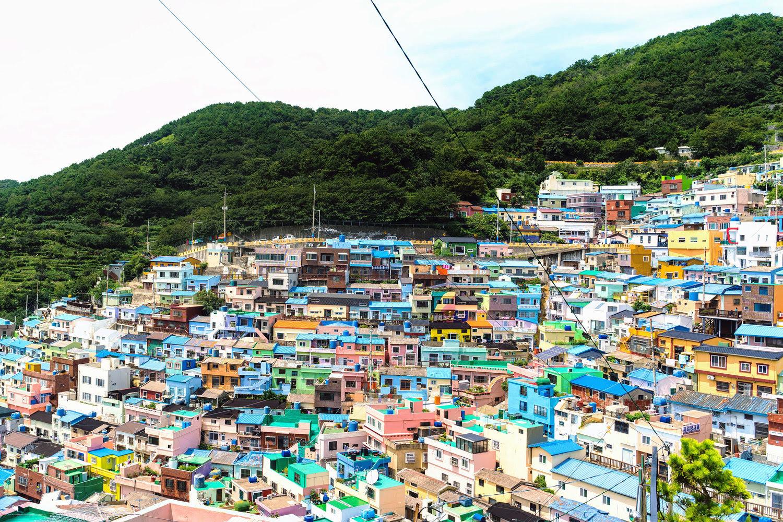 Busan Korea A Short First Trip Barrett