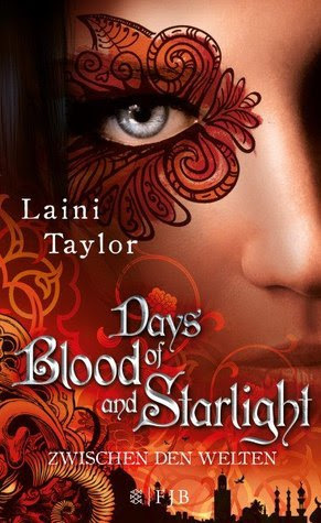 Days of Blood and Starlight - Zwischen den Welten von Laini Taylor