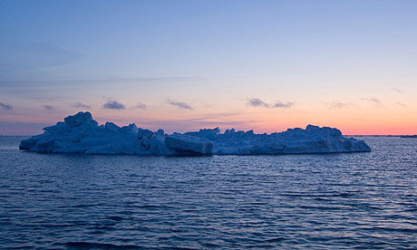 Actic sea ice