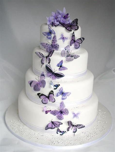 25  best ideas about Butterfly Wedding Cake on Pinterest