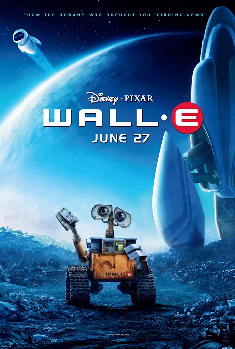 2008 Pixar Film About A Robot