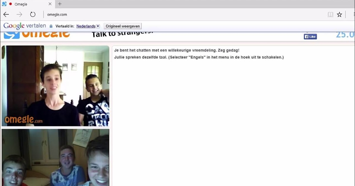 Alternative Zu Omegle