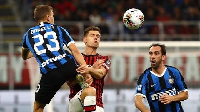 Takluk dari Inter, Milan Dianggap Menggelikan