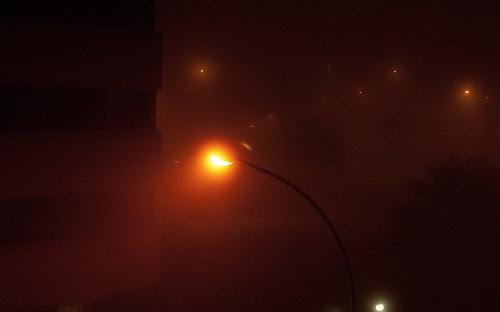 Brasilia's Fog by Itajai de Albuquerque
