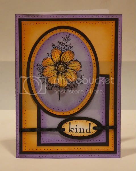 TOUCH OF NATURE CARD