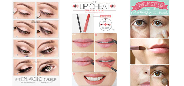 How to apply makeup for beginners steps