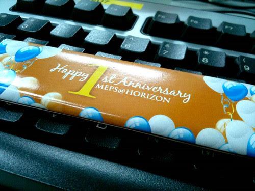 1st Anniversary MEPS@Horizon