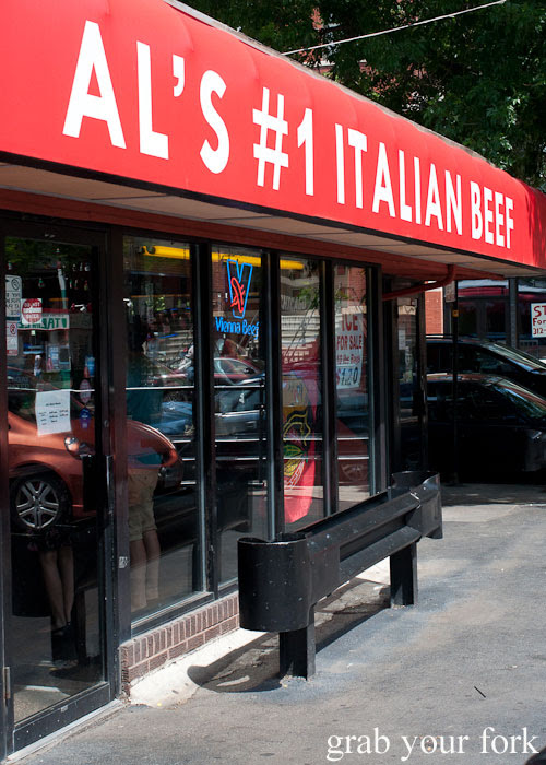 Al's Italian Beef Chicago Illinois