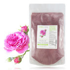 Plante ayurvédique Rose de Damas (poudre) - 100 G