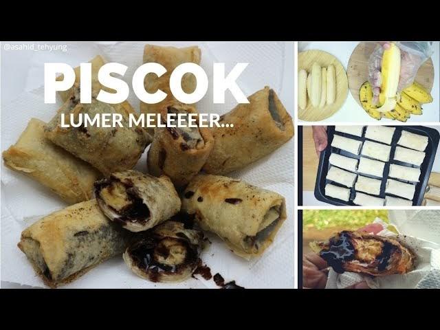 Resep Piscok Lumer Untuk Jualan / Resep Piscok Pisang ...