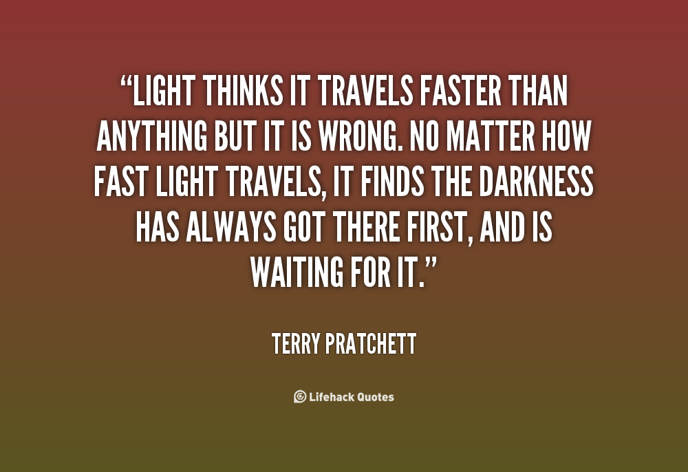 Quotes About Light Matters 39 Quotes