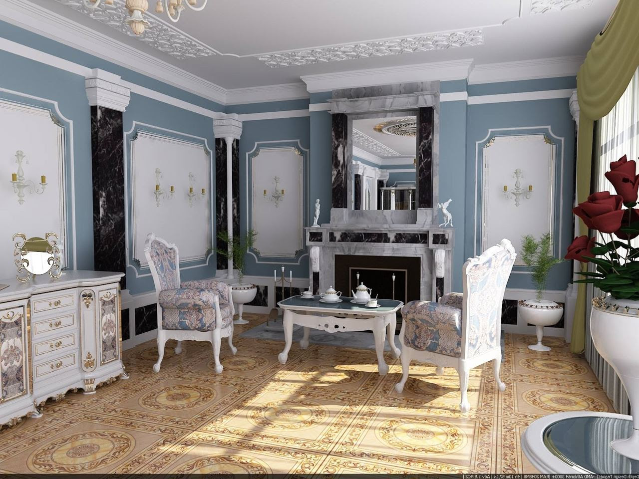 New Living Room Furniture Styles - ARCH.DSGN