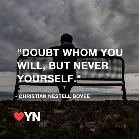 Never Doubt I Love You Quotes