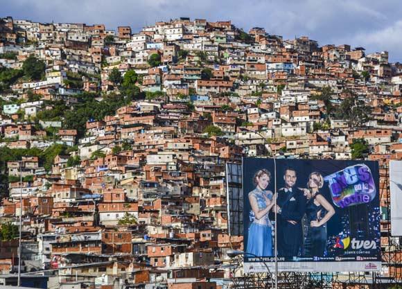 Cerro La Planicie, Caracas.
