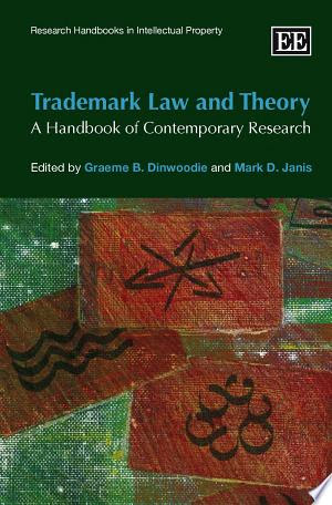 Books Free: Download Trademark Law and Theory PDF Free