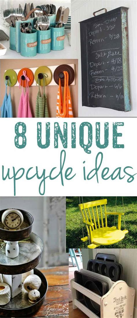 insanely unique upcycling ideas