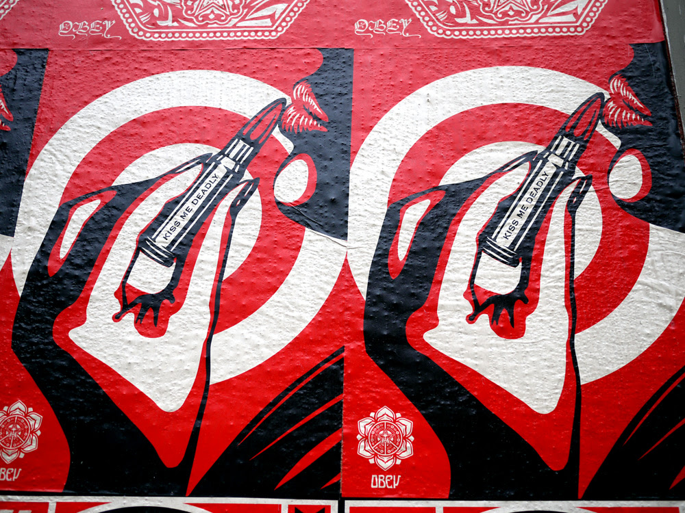 Shepard Fairey Supply Demand