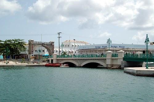 Chamberlain Swing Bridge