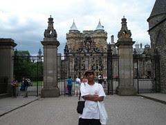 Holyrood Palace, Edinburgh, Scotland, United Kingdom