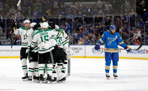 Avatar of It's wheels up for Edmonton: Check out the Stars' bubble roster for the resuming season