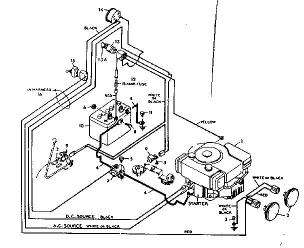 33 Craftsman Dlt 3000 Parts Diagram