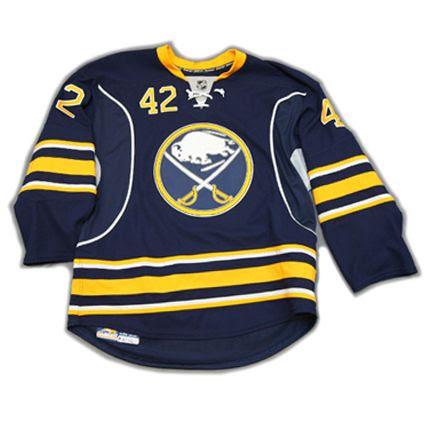 Buffalo Sabres 10-11 jersey