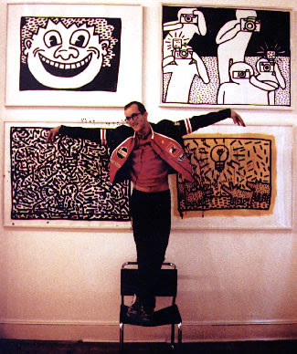 Keith Haring, 1981