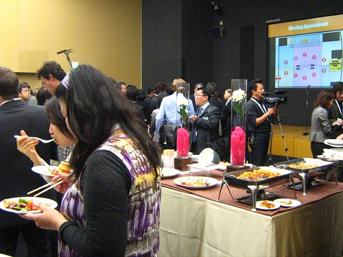 TPG Networking Reception