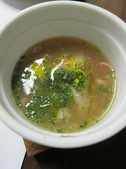 pork stock soup