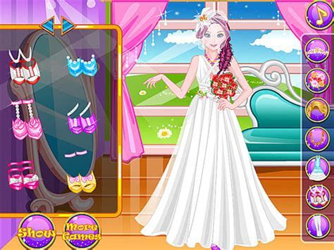Dream Wedding Dressup Game   Play online at Y8.com