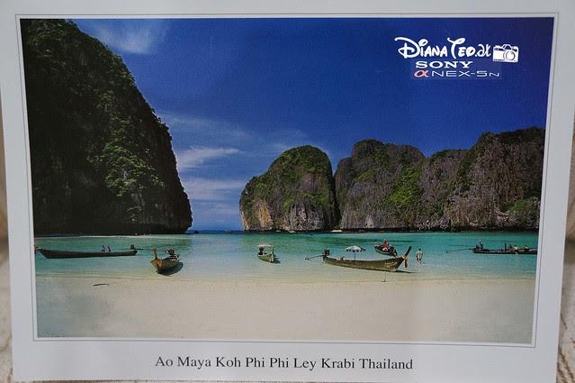 Postcard 10 - Thailand Krabi