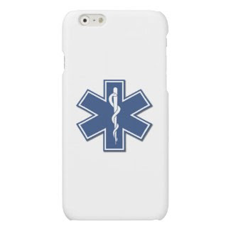 EMS Star of Life Phone Cases