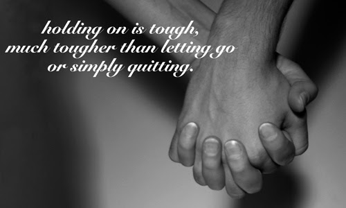 Amin Gitu Loh Lovers Holding Hands Quotes
