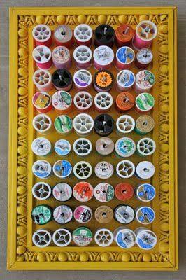 10 Craft Room Organization Ideas | Babble