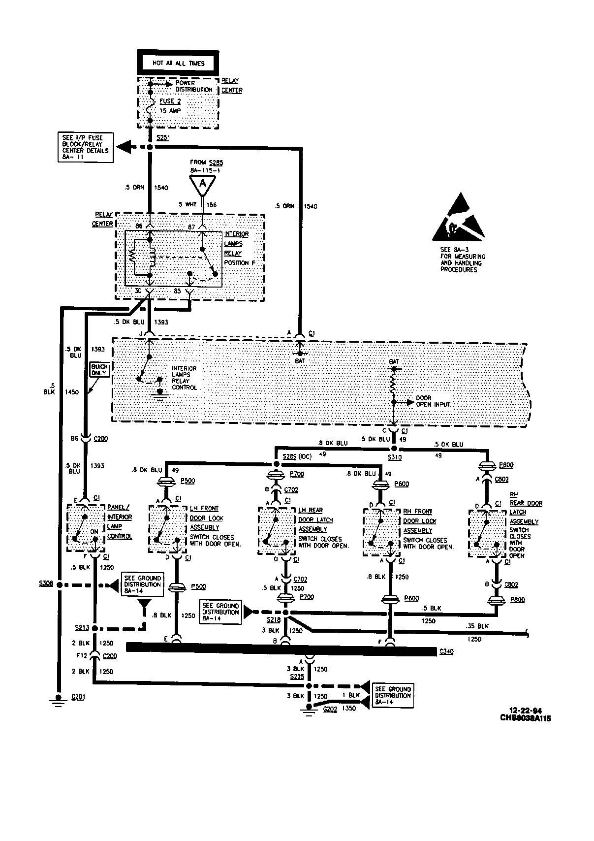 Diagram Radio Wiring Diagram 1992 Buick Riviera Full Version Hd Quality Buick Riviera Digitalwiringk Madeforchange It