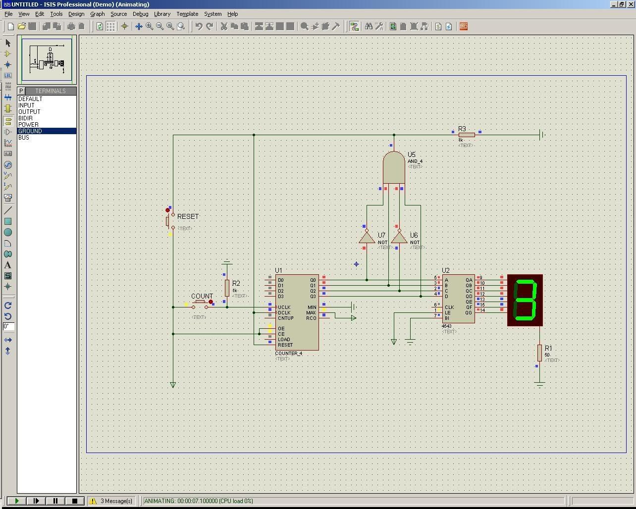 Free Circuit Simulator Electronics Simulation Software Circuitlab Screenshot Heres An Action Shot Of What Im Talking About