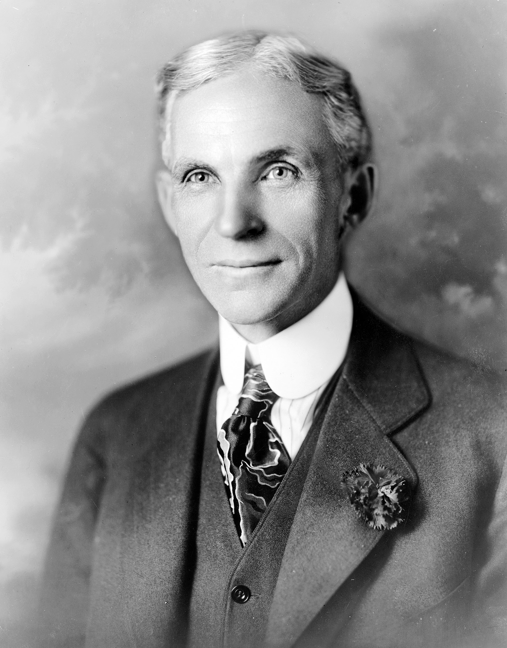 Hartsook: Henry Ford