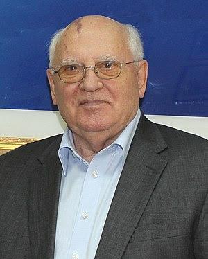 Mikhail Gorbachev in 2010.