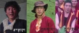 被当局逮捕的西藏比如县藏人 (照片来源:藏人行政中央官方网)