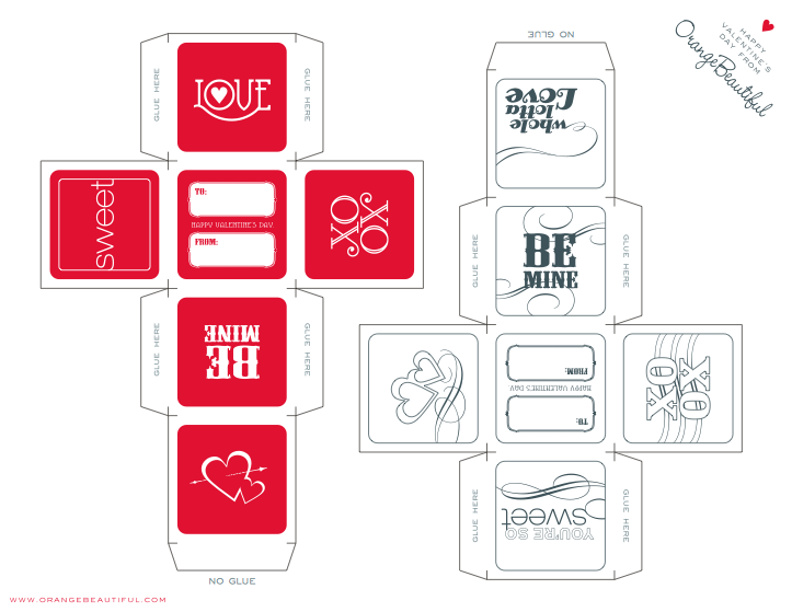 The Best Free Printable Valentines | Alpha Mom