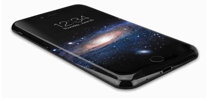 iPhone 8 will feature a curved OLED display made by Samsung and new touch sensitive tech