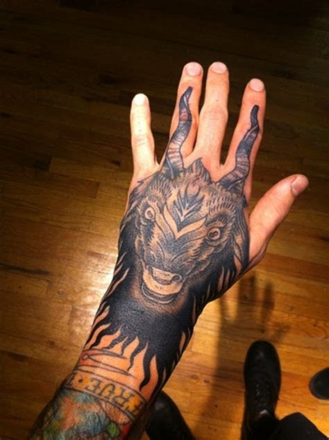 unique hand tattoo designs men woman vogue