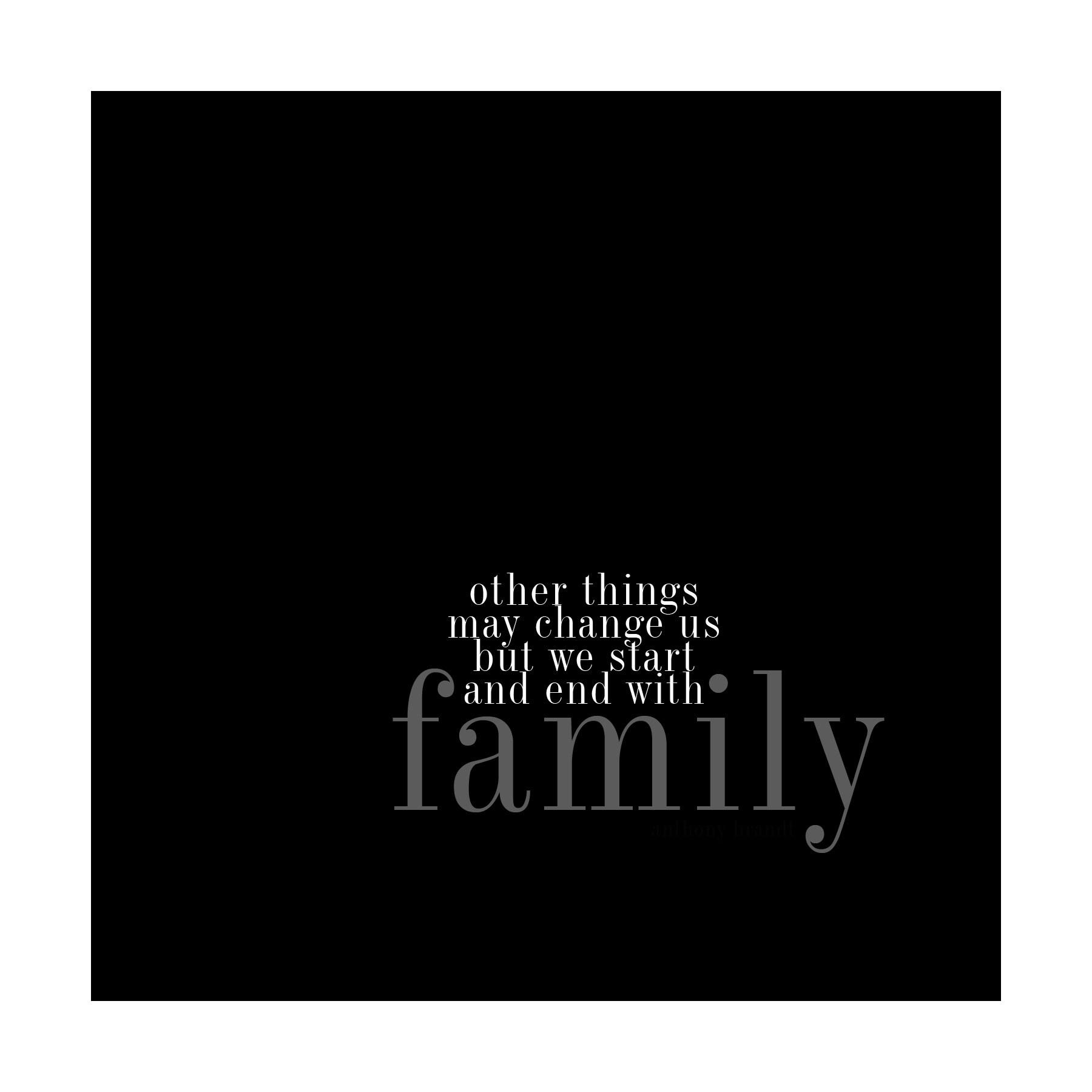 Quotes About Family Background 85 Quotes